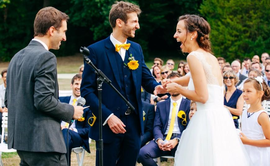 passage bague cérémonie mariage