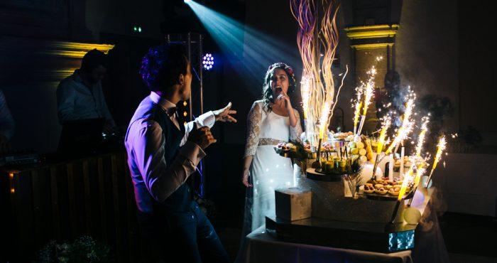 AMBIANCES DE MARIAGE