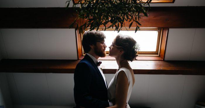 MARIAGE INTIME EN HIVER   Soazig & Philippe
