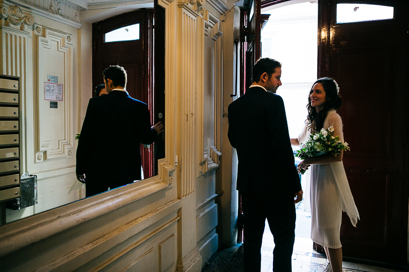 mariage civil paris 18eme